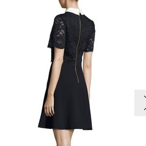 """Ted Baker London Dresses - Ted Baker """"Dixxy"""" navy lace dress NWOT"""